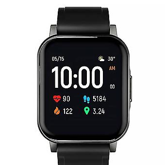 Xiaomi Haylou - LS02 Smartwatch - Sports watch - Heart rate monitor - Bluetooth 5.0 - 2.5D Tempered Glass - IP67 Fabric and waterproof - 320 PPI - Haylou APP