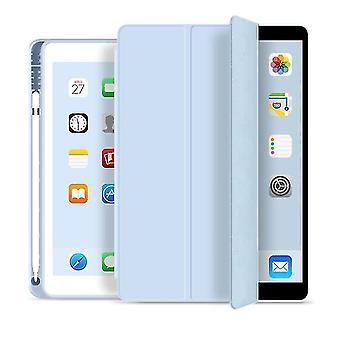Air 3 Smart Cover med blyantholder - Ipad 5. 6. generation