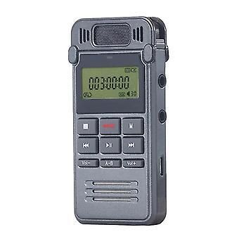 Hlasové rekordéry 8gb mini diktaphone hlasový záznamník USB LCD hlas