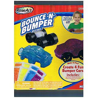 Make Fun Bumper Race Cars