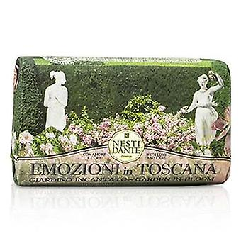 Emozioni i Toscana naturligt sæbe - haven i Bloom - 250g/8,8 ounce