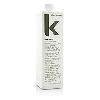 Kevin. Murphy Maxi. Wash (detox Shampoo-för färgat hår)-1000ml/33,6 oz