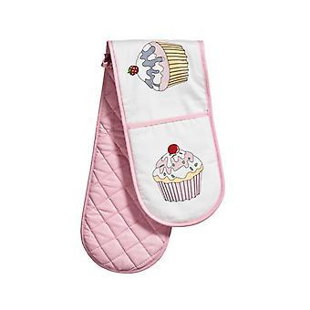 Dobbelt ovn handske Cupcake