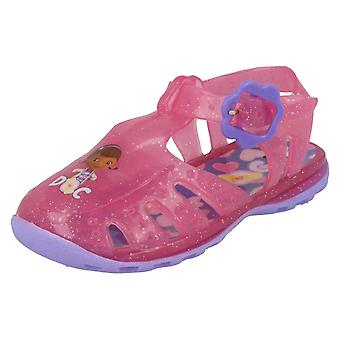 Ragazze Disney Doc McStuffins gelatina sandalo Woodcroft