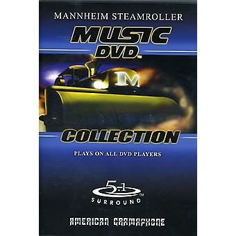 Mannheim Steamroller - Mannheim Steamroller: Music DVD Collection [DVD] USA import
