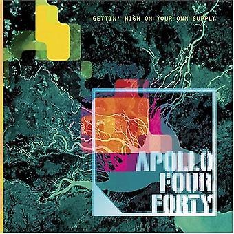 Apollo Four Forty - gettin ' High op uw eigen levering van het [CD] USA import