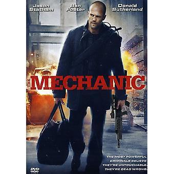 The Mechanic [DVD] USA import