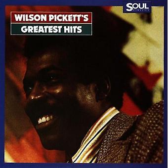 Wilson Pickett - Greatest Hits [CD] USA import
