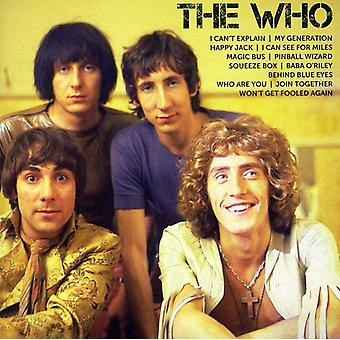 Who - Icon [CD] USA import