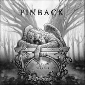 Importation de Pinback - automne de le Seraphs [CD] é.-u.