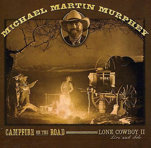 WESTERN JUBILEE Michael Martin Murphey - lägereld på Road [CD] USA import