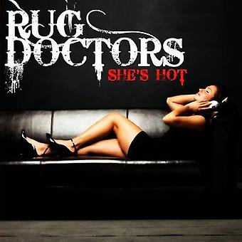 Deken artsen - She's Hot [CD] USA import