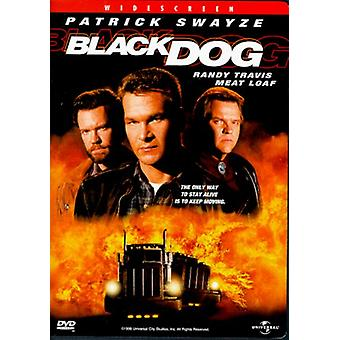 Black Dog [DVD] USA import