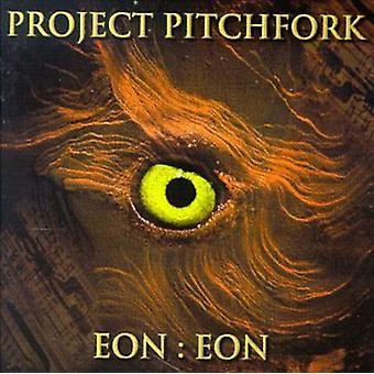 Project Pitchfork - Eon Eon [CD] EUA importar