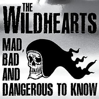 Wildhearts - Wildhearts-Mad Bad & Danger [CD] USA import