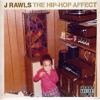 J Rawls - Hip-Hop Affect [CD] USA import