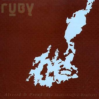 Ruby - Altered & Proud [CD] USA import