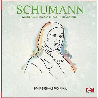 Schumann - importación de USA de Kinderszenen Op. 15 Nº 7 Traumerei [CD]