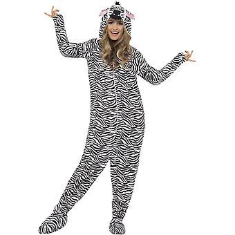 Zebra kostým