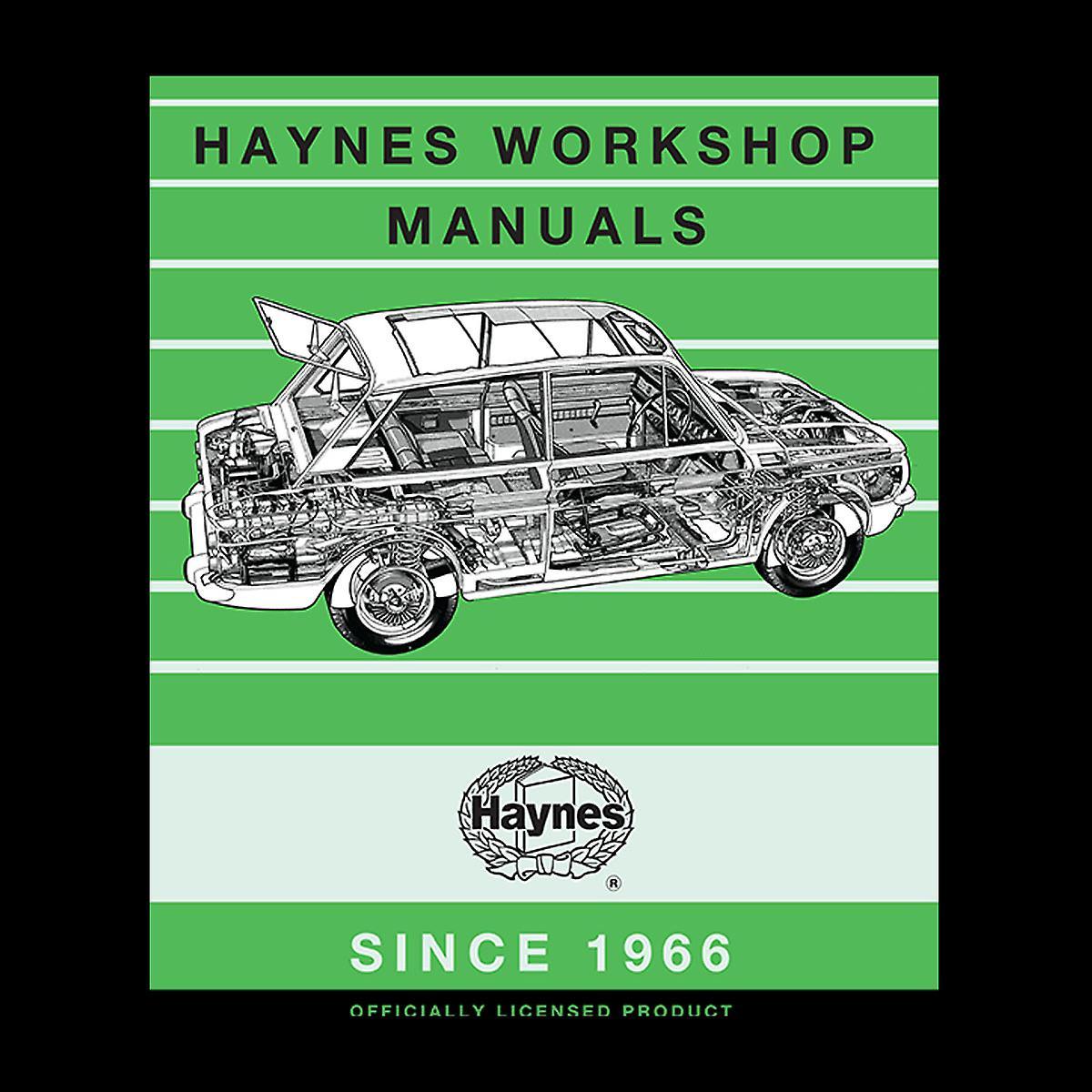 Haynes Workshop manuell Hillman IMP Sport OP B Stripe menn Varsity jakke