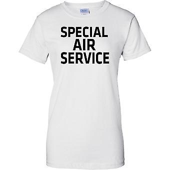 Lizenzierte MOD - British Army Special Air Service SAS - Text - Damen T Shirt