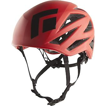 Zwarte Diamond Vapor Helm - Fire Red