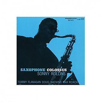 Sonny Rollinsin - saksofoni Colo juliste Juliste Tulosta