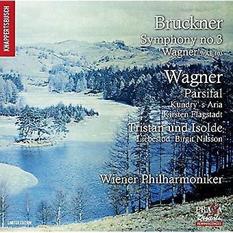 Bruckner / Knappertsbusch, Hans - Symphony No. 3 [SACD] USA import