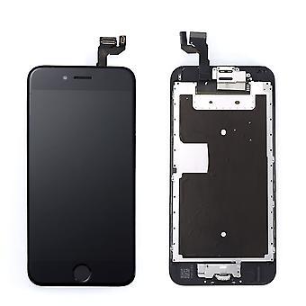 قبل تجميع فون 6S شاشة LCD AAA +-أسود & أدوات