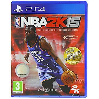 NBA 2K15 (PS4)-nieuw