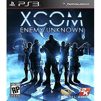 XCOM Enemy Unknown (PS3) - Factory Sealed