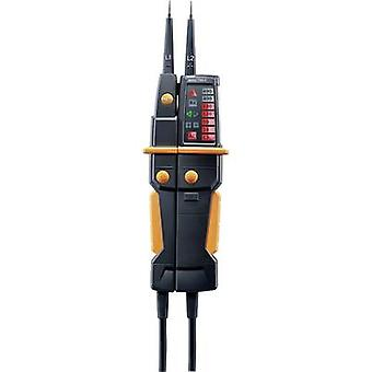 testo 750-2 Two-pole voltage tester CAT IV 600 V, CAT III 1000 V LED, LCD