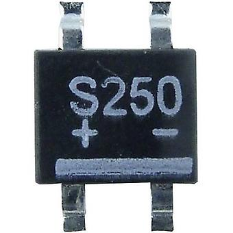 Diotec S250K Diode bridge TO 269AA 400 V 1 A 1-phase
