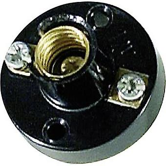 Barthelme Bulb holder Socket (mini bulbs): E14 Connection: Screw terminal 1 pc(s)
