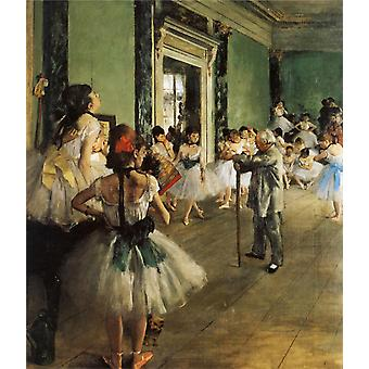 Piatnik Degas - The Dance Class Jigsaw Puzzle (1000 Pieces)