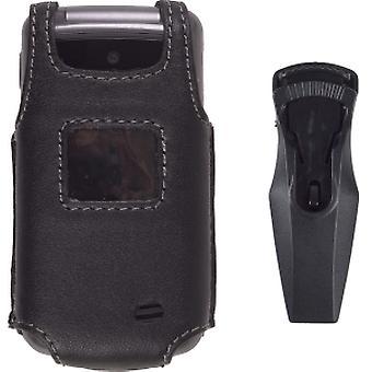 5 pack - inalámbrico solución Premium giratoria correa Clip funda de cuero para LG VX5500