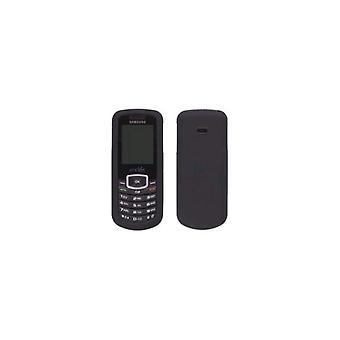 5 pack Etui en Gel Silicone Samsung - Stunt SCH-R100 - Black