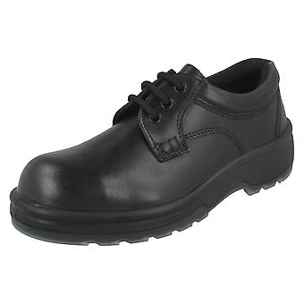 Mens Totectors Steel Toe Cap Safety Shoes 1010