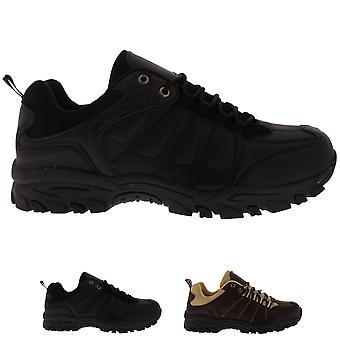 Womens Outdoor Hiking Durable Walking Sport Cushioned Comfort Trainers UK 3-10