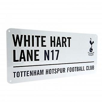 Tottenham Hotspur FC officiel White Hart Lane signe de rue