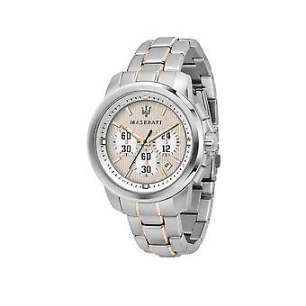 Maserati Men's Watch R8873637002 Chronographs