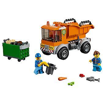 LEGO City 60220 skraldebil