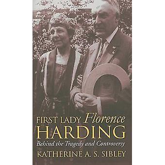 Primera dama Florencia Harding - detrás de la tragedia y controversia por Ka