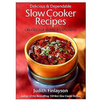 Läckra och pålitlig långsamma spis recept