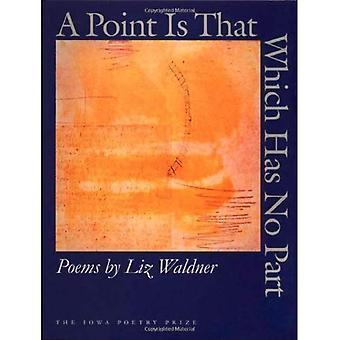 Un Point est celui qui n'a aucune partie