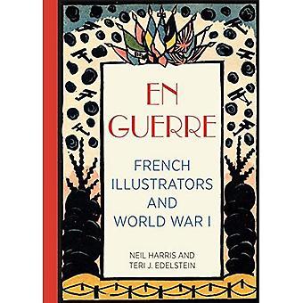 Sv Guerre: Franska illustratörer och första världskriget