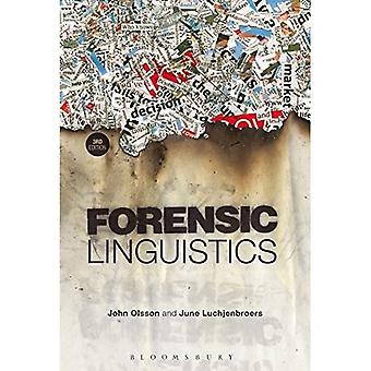 Rettsmedisinske lingvistikk