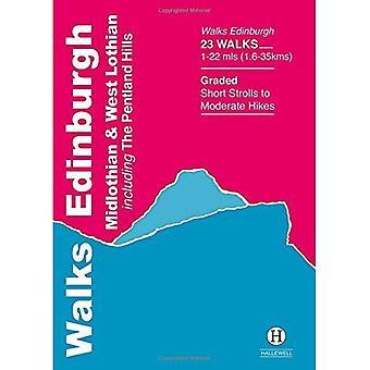 Walks Edinburgh, Midlothian and West Lothian