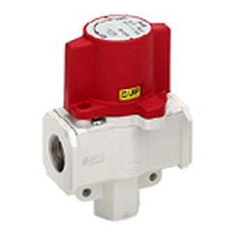 SMC 40 Series Lock Shut-Off Valve, G1/2 Port