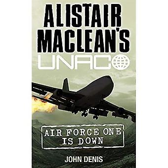 Alistair MacLean UNACO - Air Force One ist ausgefallen